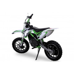 Electric Moto-Cross for Children Gazelle 500 Watts Green