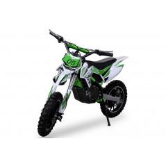 Moto-Cross Electrique pour Enfants Gazelle 500 Watts Verte Moto electrique enfant PR000052504