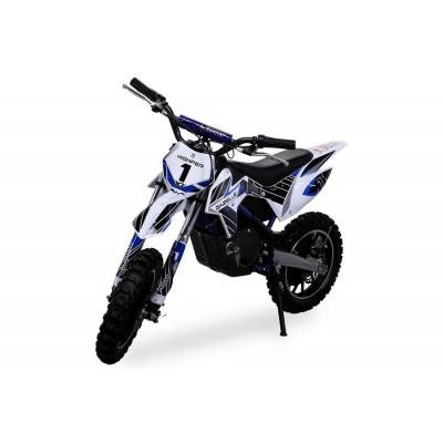 Moto-Cross Electrique pour Enfants Gazelle 500 Watts Bleu Moto electrique enfant PR000052502