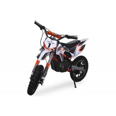 Moto-Cross Electrique pour Enfants Gazelle 500 Watts Orange Moto electrique enfant PR000052501