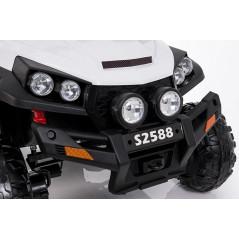 John Deere Gator HPX Electrique pour Enfants 24 Volts Peg-Pérego