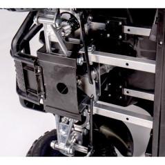 Ford Ranger Wildtrak 4x4 électrique enfant 12 Volts Noir Métallisé