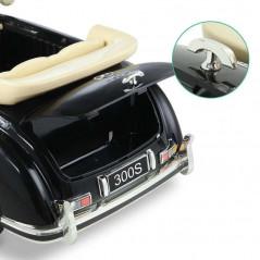 Mercedes-Benz ML63 AMG Voiture électrique Pour enfant 12 Volts Noir Métallisé
