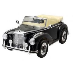 Mercedes 300S Voiture électrique pour enfant 12 Volts noire Voitures électriques enfants M300S/NOIR