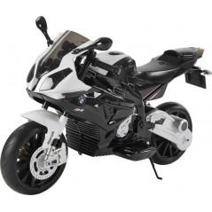 Moto électrique BMW S1000RR Pour enfant 12 volts noir Moto electrique enfant BMWS1000RR/NOIR
