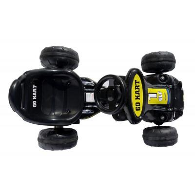 Karting Electrique Pour enfant 12 Volts Noir