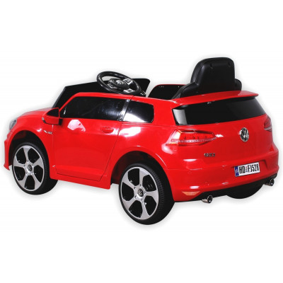 Golf GTI Electric car For children 12 Volts Red