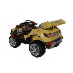Jeep Electric child 12 Volts Camouflage color