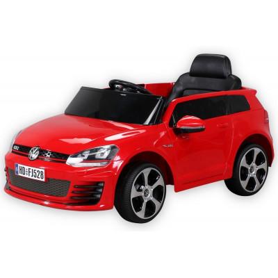 Golf GTI Voiture électrique Pour enfant 12 Volts Rouge Voitures électriques enfants PR001791501