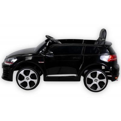 Golf GTI Voiture électrique Pour enfant 12 Volts Noir