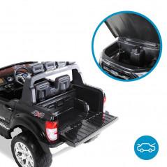 Mercedes SL63 Voiture électrique Pour enfant 12 Volts Blanc avec Télécommande Parentale
