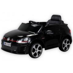 Golf GTI Voiture électrique Pour enfant 12 Volts Noir Voitures électriques enfants  PR001791502