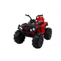 Quad Electrique pour enfant 12 Volts rouge avec télécommande parentale Quads électriques pour enfants QUAD906/ROUGE