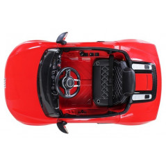 Audi R8 Spyder 12 volt red remote control child electric car