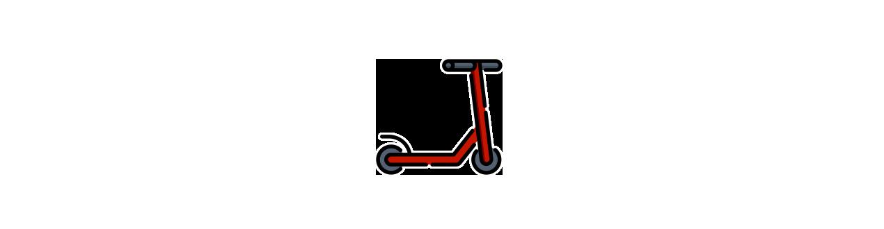 Trottinettes et vélos électriques
