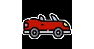 Children's cars