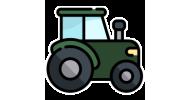 Children's tractors